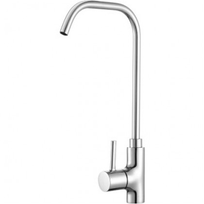K-45406T-C4-CP KOHLER CUFF KITCHEN FAUCET (WITH POSSIBLE FILTRATION SYSTEM CONNECTION)