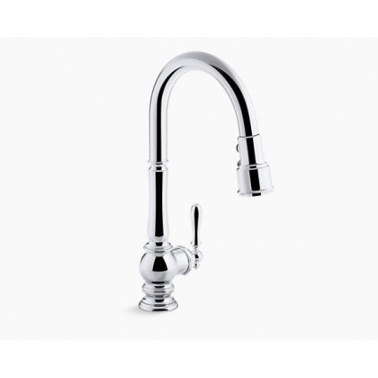 K-99259T KOHLER ARTIFACTS™ Pull-down Kitchen Faucet